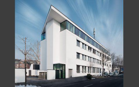 Büro-Penthouse