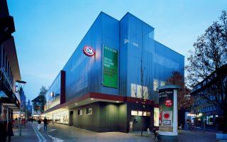 ECO-Store C&A Mainz