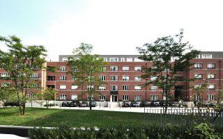 Plastron – Wohnen am ehemaligen Exerzierplatz